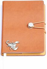 Scorpion Notebook Notepad Wildlife Spotter Jotter Recorder Ideal  Nature Gift A6
