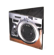 Photographer Sonic Wallet - Tough Tyvek Wallet with Sound Effects