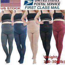 Women Plus Size  2XL-6XL Elastic Stockings Pantyhose Lengthen Tights Hosiery US