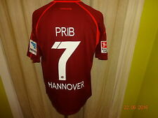"Hannover 96 Original Jako Heim Matchworn Trikot 2013/14 ""TUI""+ Nr.7 Prib Gr.M- L"