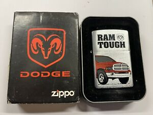 Zippo Dodge Ram Head Lighter