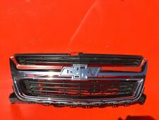 2015 2016 2017 2018 2019 Chevy Colorado Front Grill Grille OEM