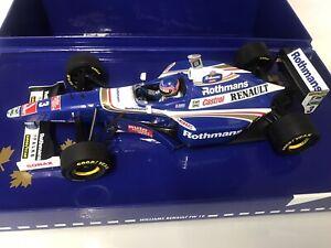 1/18 Minichamps Williams FW19 Jacques Villeneuve 1997 World Champion