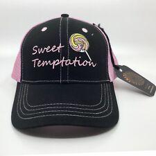 IKITI - Hat Women Baseball Cap Trucker Mesh - Sweet Temptation