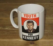 President Kennedy JFK Campaign Awesome Youth MUG