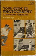 """Vintage """"Your Guide To Photography - A Practical Handbook"""" - 1971 Barnes & Noble"""