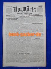 VORWÄRTS (19. April 1916): Interessengegensätze im Tabakgewerbe und Tabaksteuer