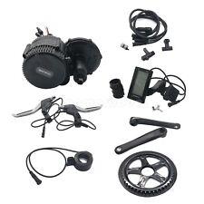 BBS02 48V 750W 8fun Bafang Mid Drive Motor Electric Bike Conversion Kit sz/