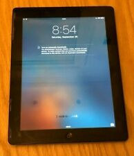 Apple iPad 2 32GB, Wi-Fi + Cellular (AT&T) w/ case, headphone, charger bundle