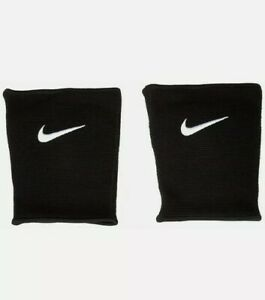 Nike Essential Volleyball Knee Pads Sports Black w/ Logo Size M/L Unisex NEW