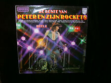 Vinyl 1 LP / De beste van Peter Koelewijn en zijn Rockets deel 2 ( Holland )