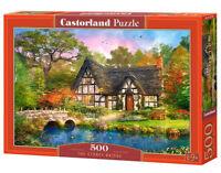 Castorland B-52783 - The Stoney Bridge, Puzzle 500 Teile - Neu