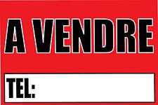 """Panneau """"a vendre"""""""