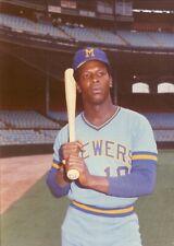 Tommie Reynolds--Milwaukee Brewers--5 x 7 Photo