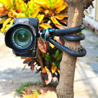 Flexible Octopus Mobile Mini Tripod with Phone Holder for Phone DSLR Camera