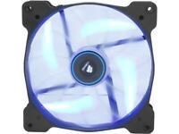 Corsair Air Series AF140 140mm Blue LED Quiet Edition High Airflow Fan (CO-90500