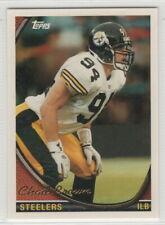 1994 Topps Football Pittsburgh Steelers Team Set
