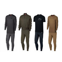 Nike Sportswear Air Force 1 AF1 T-Shirt Pants Jacket Crew Collection Men's