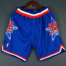 100% Authentic Mitchell & Ness 1993 93 Nba All Star Shorts Size S 36 - jordan