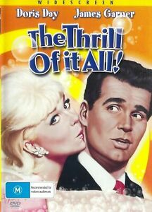 The Thrill of It All DVD Doris Day New and Sealed Australia
