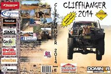 Tigerz11 Cliffhanger 2014 DVD Action Outback GPS 4WD Rally Winch Challenge