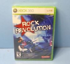 Rock Revolution (Trilingual Cover) XBOX 360 BRAND NEW FACTORY SEALED