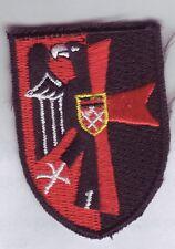 Sudeten Wappen Patch Aufnäher,Aufbügler,Sudetendeutsche