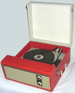 1970s FIDELITY HF35 RECORD PLAYER Fully Serviced