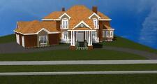 Beautiful 2-Story House Plan 4,208 Sf