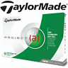 TAYLORMADE PROJECT (a) 3 PIECE GOLF BALLS / WHITE / DOZEN 12 BALL PACK !!!!!!!!
