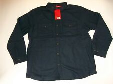 The NORTH FACE Wool CABIN FEVER Thermolite Lined Shirt JACKET Mens Size XL NEW