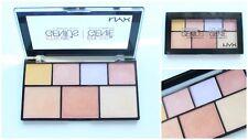 New in Box! NYX Cosmetics Strobe of Genius Highlighting Illuminating Palette