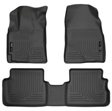 Husky Liners 98531 WeatherBeater Front/2nd Seat Floor Liner For Toyota Matrix