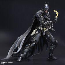 Play Arts Kai DC Comics The Dark Knight Rises No.1 Batman Black Figure Figurine