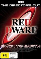 Red Dwarf Back To Earth New 2xDVDs R4