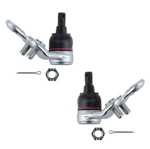 Pair Set 2 Front Suspension Ball Joints TRW For Lexus ES330 Toyota Camry Sienna