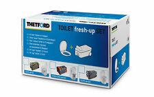 Thetford Fresh-Up Set für Cassettentoilette Toilette Camping Wohnmobil Caravan