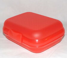 Tupperware Small Packables Container Raspberry Camping Crafts Travel Kids Snacks