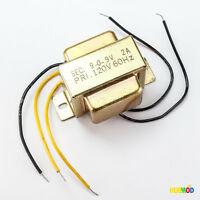 Radio Shack Archer 9-0-9 9V 2A PRI 120V 60Hz TRANSFORMER 273-1515C Pre-Wired NEW