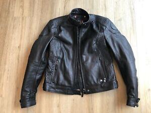 "Original BMW Motorrad Lederjacke ""Black Leather"" Damen Gr. 36  - NEU -"