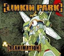 Reanimation - Linkin Park CD WARNER BROS