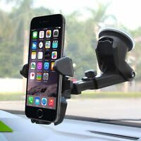 For GPS PDA Mobile Phone 360° Universal Car Windscreen Dashboard Holder Mount
