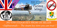Rise of Flight: Furious Wings Steam key NO VPN Region Free UK Seller