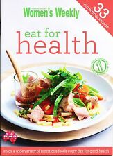 Australian Women's Weekly ~ EAT FOR HEALTH ~ mini cookbook