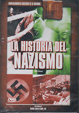 DVD - La Historia Del Nazismo NEW History Of Nazism FAST SHIPPING !