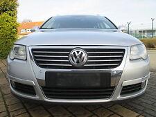 Stoßstange vorne VW Passat 3C reflexsilber LA7W Stoßfänger silber