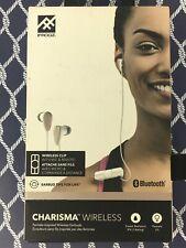 iFrogz Wireless Bluetooth Ear Buds 1 pk Rose Gold Female Fit