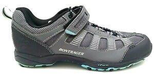 Bontrager Women's SSR MTB WSD cycling Shoes w/cleats Gray US 6.5 EUR 38 UK 5.5