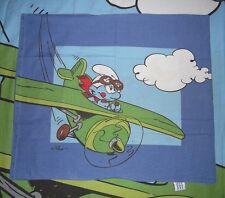 Schlümpfe Schlumpf Kinder Bettwäsche Bedding Duvet Fabric Smurf i Puffi Smurfen