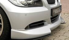 BMW E90 E91 3 Series Sedan Touring 2006-2008 OEM Rieger Front Lip Spoiler NEW